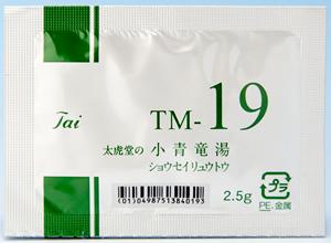 太虎堂の小青竜湯エキス顆粒TM-19